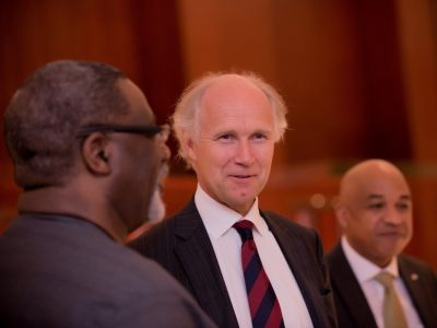Nigeria and Norway with Ambassador Kjemprud